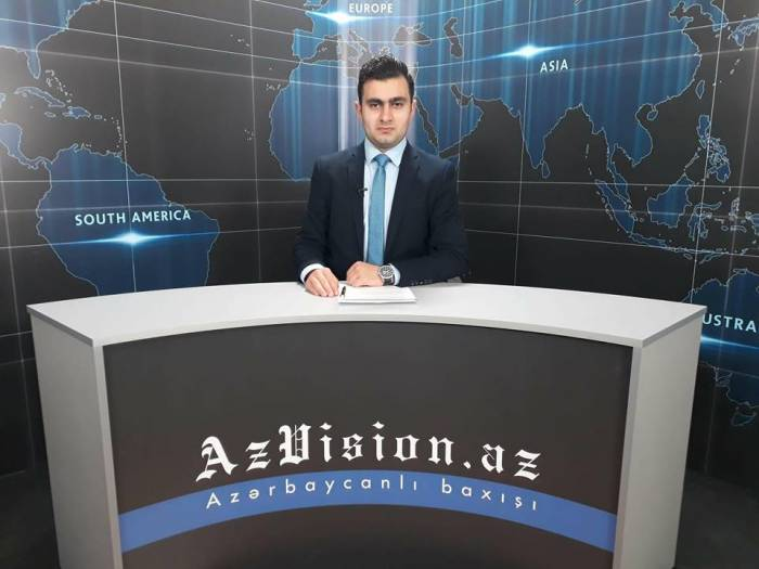 AzVision TV releases new edition of news in German for May 23- VIDEO