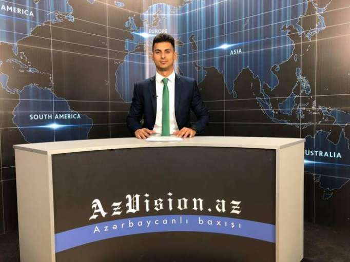 AzVision TV releases new edition of news in German for May 24 -VIDEO