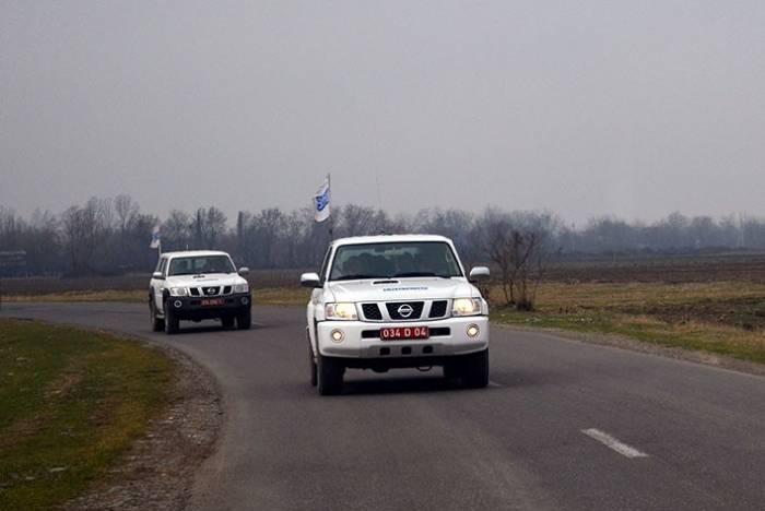 Osce: Le suivi organisé à la frontière entre l'Azerbaïdjan et l'Arménie s'achève sans incident