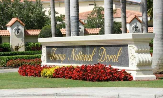 Coups de feu dans une résidence de la marque Trump en Floride