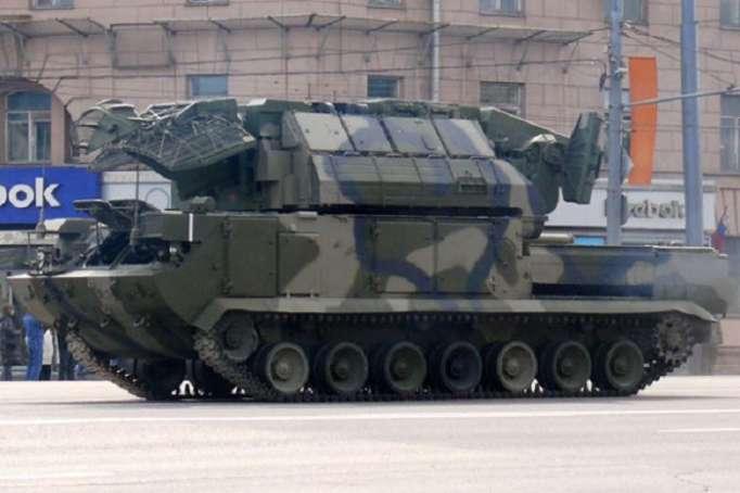 """Rusiya Ermənistana """"Tor-M2"""" kompleksi verir"""