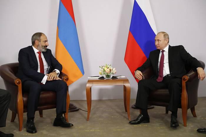 Paşinyanın rusofob məmurları: Moskvanın narahatlığı üçün əsas var
