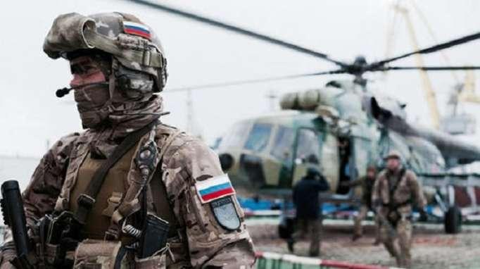 Suriyada 4 rus hərbçi öldürülüb