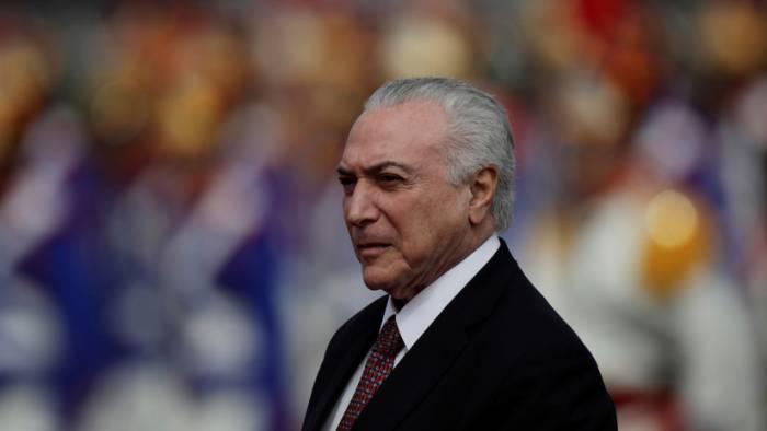 Brasil: ¿Por qué Temer no tiene miedo a ir preso como Lula cuando deje la Presidencia?