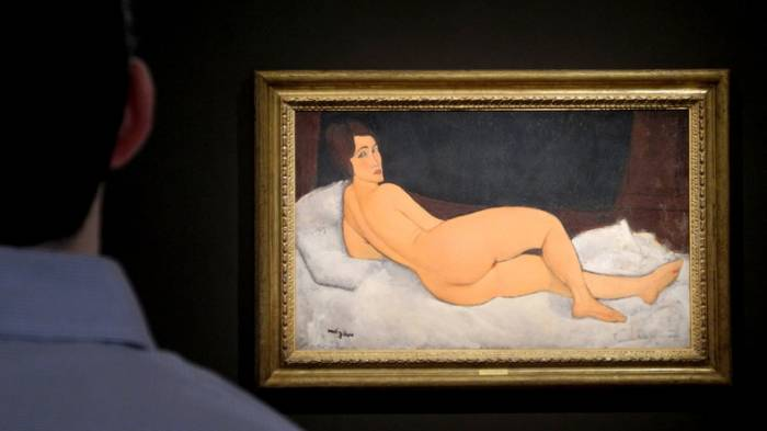 Modigliani-Gemälde für 157 Millionen Dollar versteigert