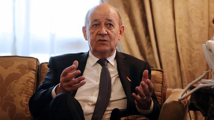 Fransa Suriyaya görə sanksiyalar tətbiq etdi