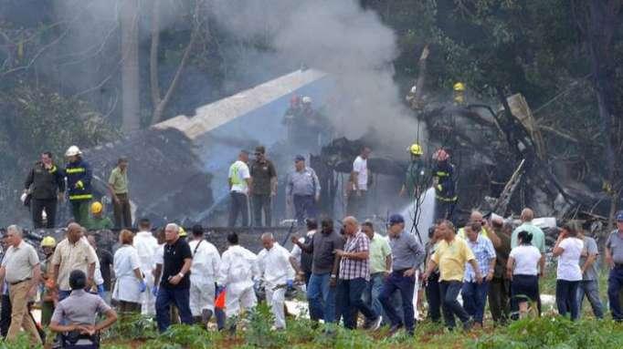Uno de los fallecidos en la tragedia aérea en La Habana tenía nacionalidad española
