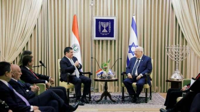 Auch Paraguay eröffnet Botschaft in Jerusalem