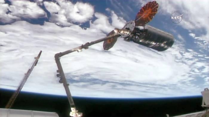 Houston, wir haben ein Problem: NASA-Astronaut vergisst SD-Karte für Live-Übertragung