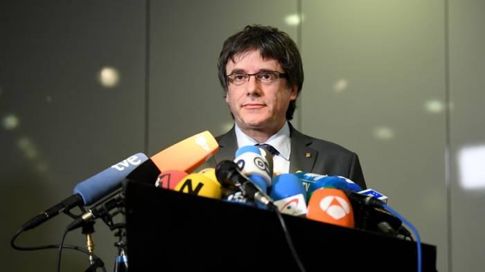 Katalanischer Ex-Präsident bleibt auf freiem Fuß