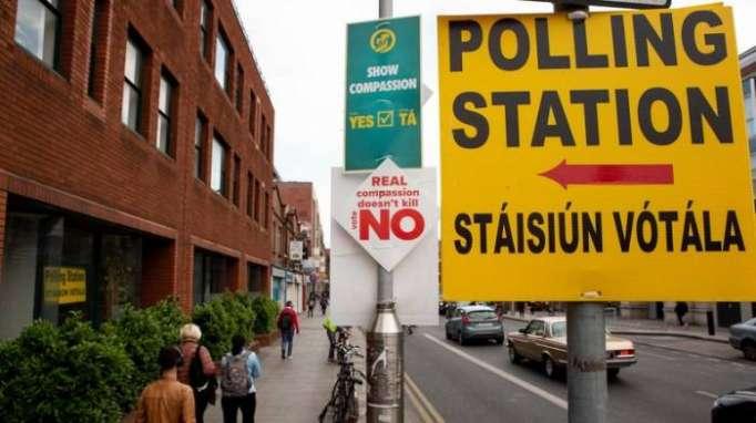 Irland stimmt über die Legalisierung von Schwangerschaftsabbrüchen ab