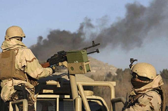 """""""Taliban"""" hərbçilərə hücum edib - Ölənlər var"""