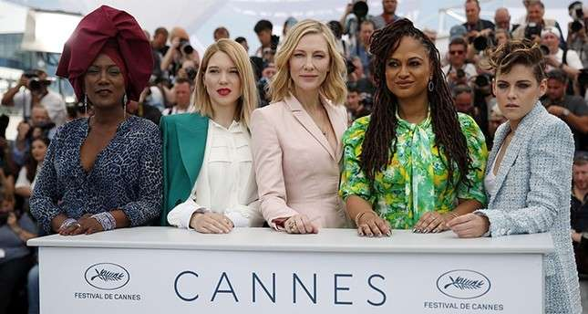 71st Cannes Film Festival opens with scandals, protests and bans