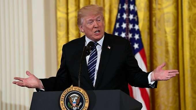 Trump will mögliche FBI-Überwachung klären