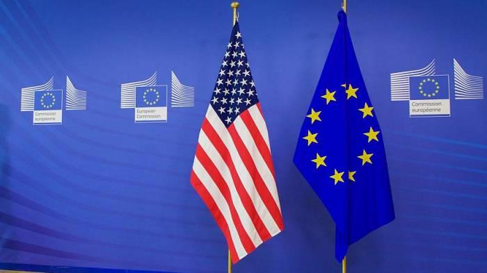 Avropa ölkələrinin ABŞ-a etibarı azalıb