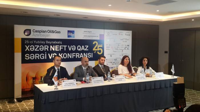 More first-time companies to attend Caspian Oil&Gas expo in Baku