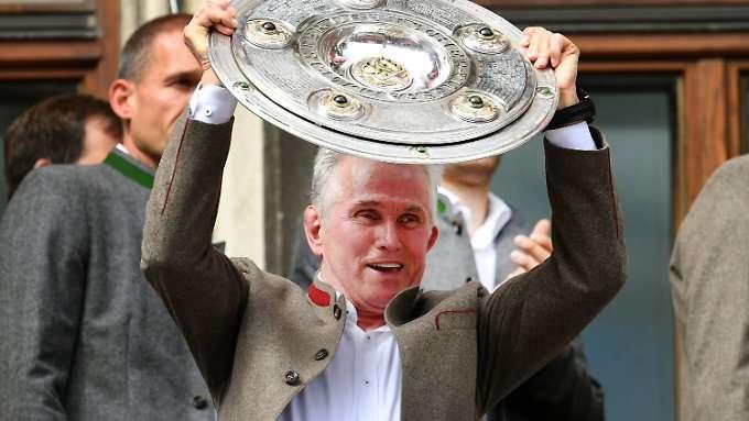 FC Bayern findet Trost in der Singleparty