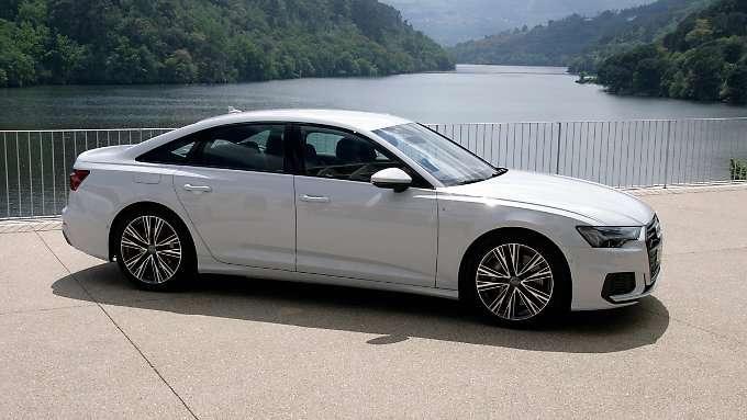 Audi sucht mit neuem A6 Anschluss