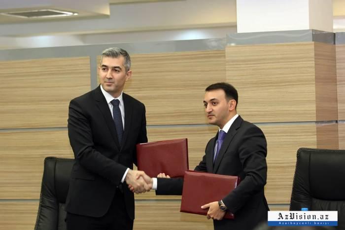 State Migration Service, ASAN Service sign Memorandum of Understanding - PHOTOS