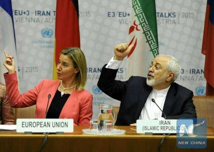 """Avropa ölkələri İranla """"yola davam"""" dedi"""