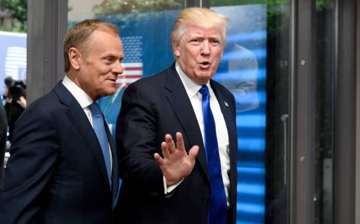 """""""Dostun ABŞ-dırsa, düşmənə ehtiyacın yoxdur"""" - Donald Tusk"""