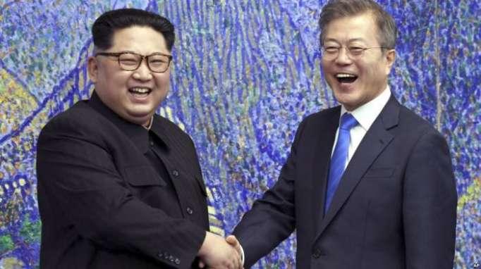 Koreyalı generallar hərbi danışıqlara başlayır