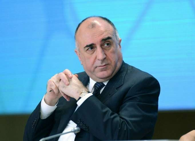 Azerbaijani FM to meet OSCE Minsk Group co-chairs in Paris
