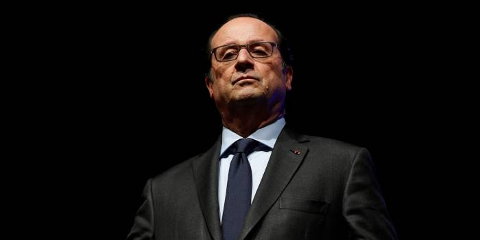 François Hollande reçu par le président chinois Xi Jinping le 25 mai