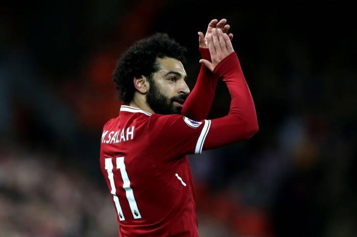 Salah ilin ən yaxşı oyunçusu seçilib