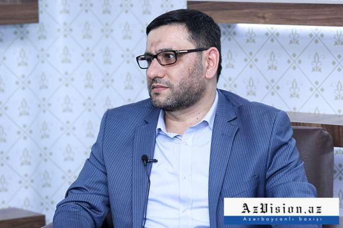"""""""Tanışlarımın arasında ateistlər də var"""" – Hacı Şahinlə MÜSAHİBƏ (VİDEO)"""