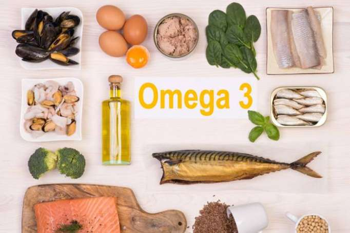 Omega-3 fats in kids