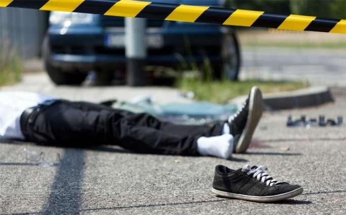 """""""BMW"""" kişini vurub öldürdü"""