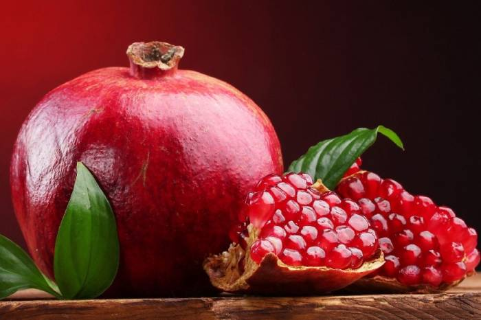 Azerbaijan intends to increase export of pomegranate products