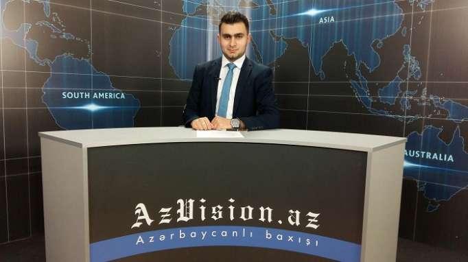 AzVision Nachrichten: Alman dilində günün əsas xəbərləri (7 may) - VİDEO