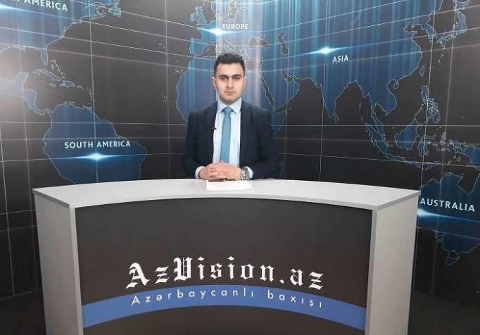 AzVision Nachrichten: Alman dilində günün əsas xəbərləri (2 may) - VİDEO