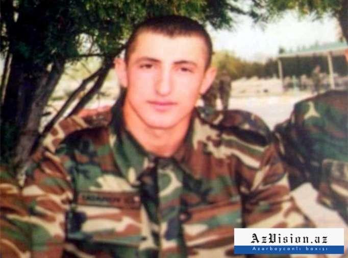 Şəhid Adil Tatarov nümunəvi əsgər olub - FOTOLAR