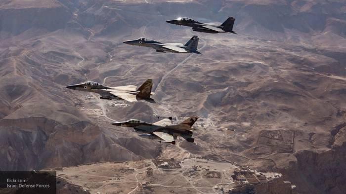 İsrail Qəzza zolağına raket zərbələri endirib