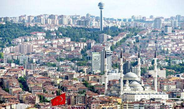 Israel's envoy to Ankara leaves Turkey