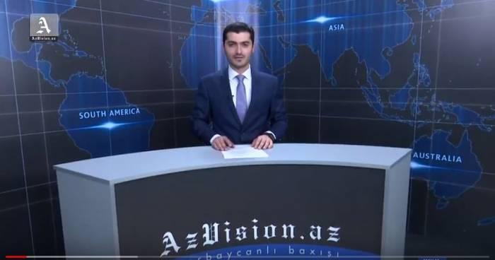 AzVision English:Résumé de la journée du 11 mai -VIDEO