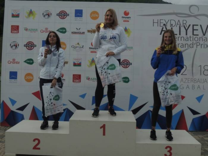 Azerbaijani shooters win five medals in international Grand Prix