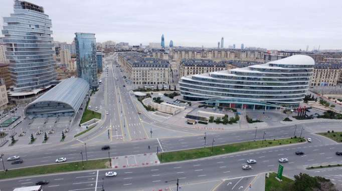 Traffic movement to be restricted in center of Baku tomorrow