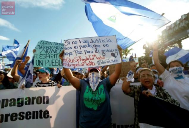 Nicaragua : le gouvernement annonce 2 jours de trêve