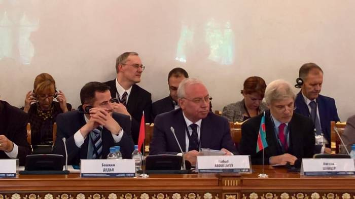 Chairman of Azerbaijan Constitutional Court attends international conference in Saint Petersburg