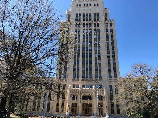 Cyber attack delays Atlanta mayor