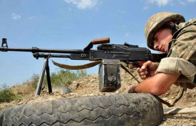 Armenia breaks ceasefire with Azerbaijan 117 times