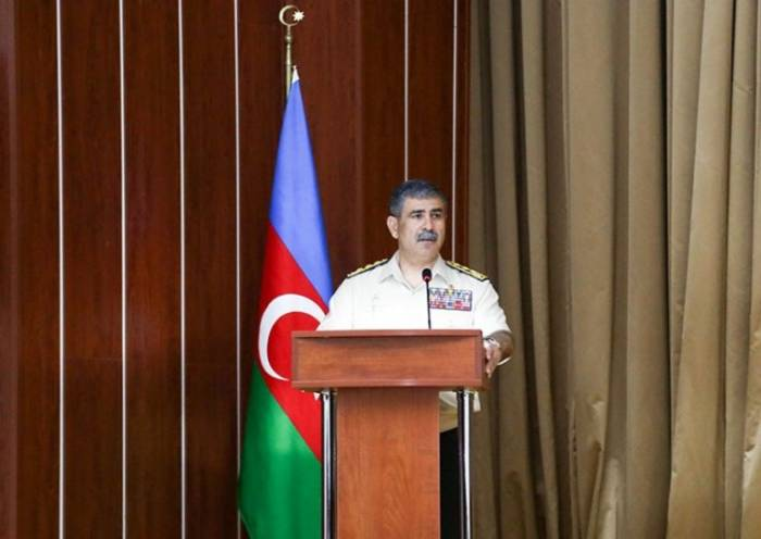 Strengthening of military potential of Azerbaijan led to collapse of Armenia - Defense Minister