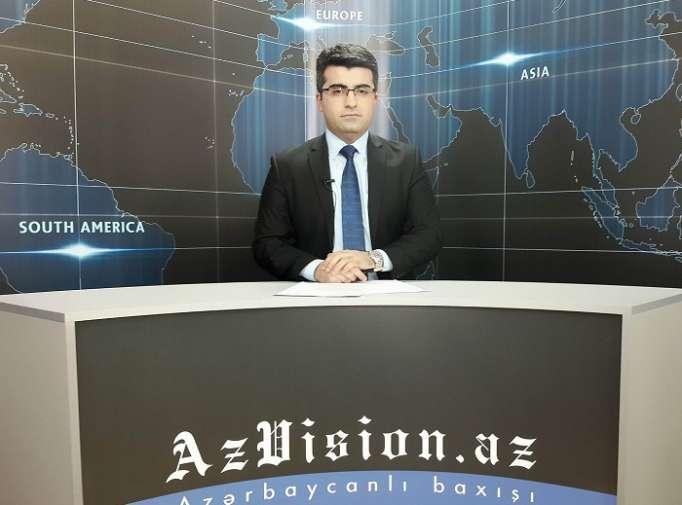 AzVision Nachrichten: Alman dilində günün əsas xəbərləri (5 may) - VİDEO