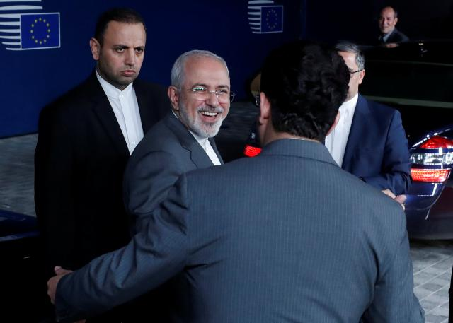 EU leaders explore ways to save Iran economic ties from U.S. sanctions
