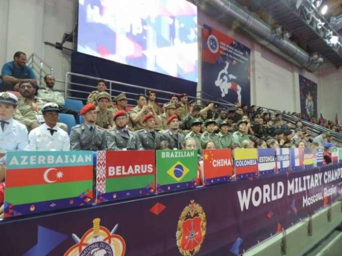MOİK dünya çempionatında 11 medal qazanıb