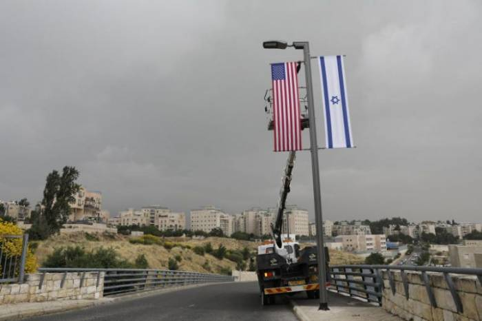 Trump will not attend US Embassy opening in Jerusalem: White House